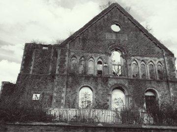 Miners' Hall, Merthyr Tydfil.