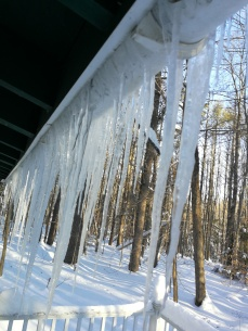 studio icicles