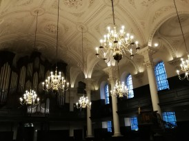 St Martin-in-the-Fields church