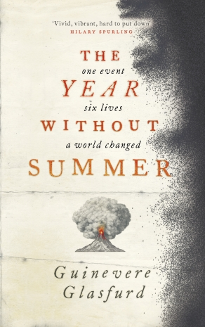 The Year Without Summer HB cover